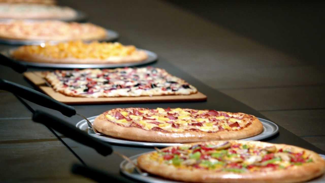 Resultado de imagem para buffet de pizza